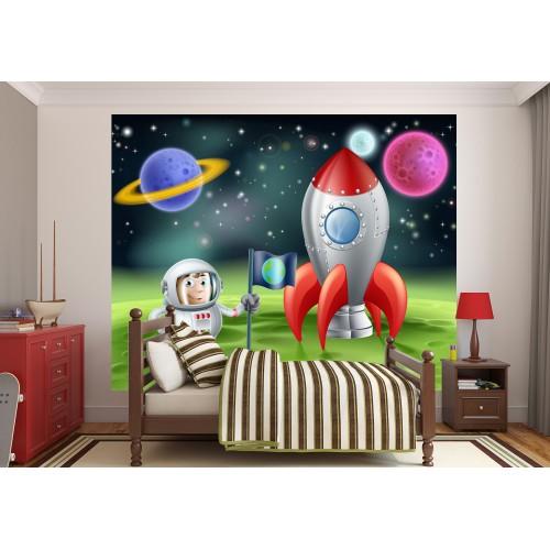 Фототапет модел 28375 космонавт