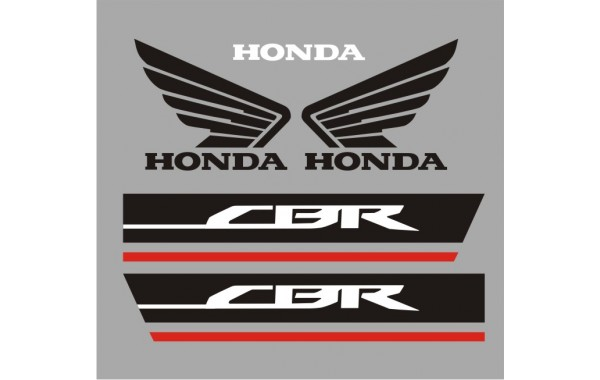 Стикери за HONDA CBR 600 F 2012 г. модел 22084
