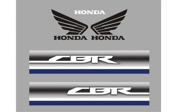 Стикери за HONDA CBR 600 F 2012 г. модел 22085