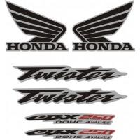 Стикери за HONDA CB X 250 Twister 2004 г. модел 22093