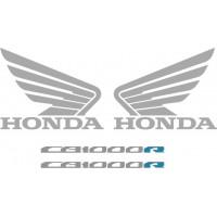 Стикери за HONDA CB 1000 R  08-2011 г. модел 22113