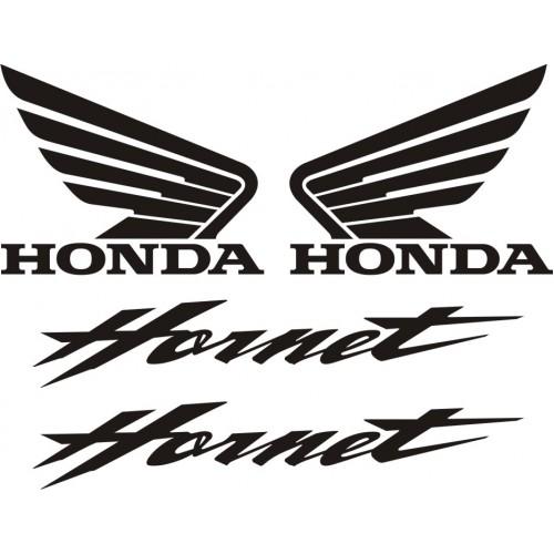 Стикери за HONDA CB 600 F Hornet 2005г. модел 22117
