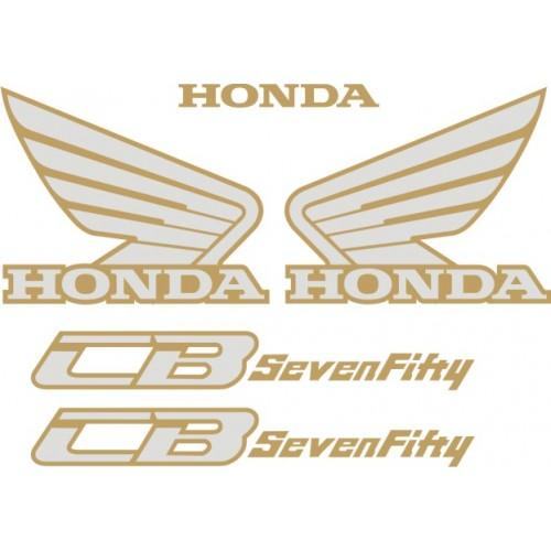 Стикери за HONDA CB 750 SevenFifty 93-2002 модел 22121