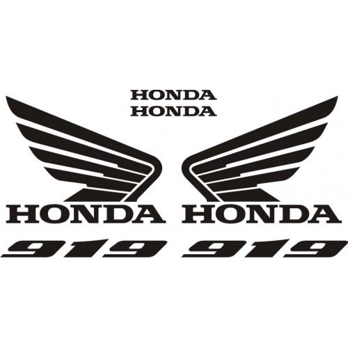 Стикери за HONDA CB 919 Hornet 2003 г. модел 22132