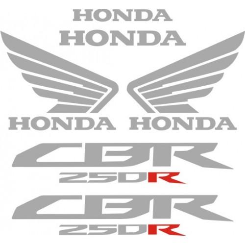 Стикери за HONDA CBR 250 R  11 - 2015 г. модел 22135