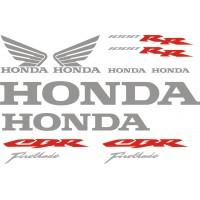 Стикери за HONDA CBR 1000RR Fireblade 2006 г. модел 22150