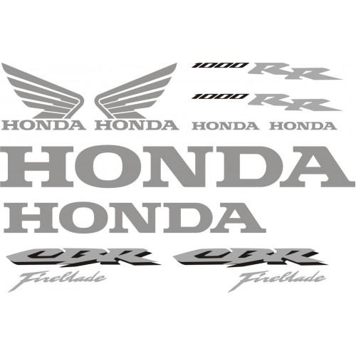 Стикери за HONDA CBR 1000RR Fireblade 2006 г. модел 22151