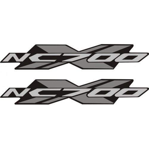 Стикер за HONDA NC 700X 12-2013  модел 22165