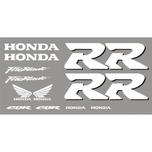 Стикери за HONDA CBR 900 RR Fireblade 96-1999 г. модел 22167