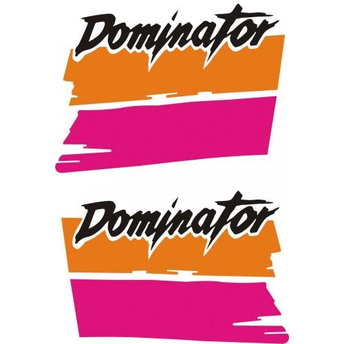 Стикер за HONDA NX 650 Dominator 1989-92 комплект модел 22171