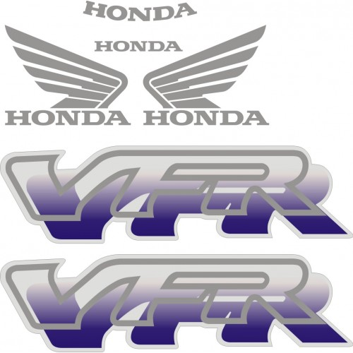 Стикери за HONDA VFR 750F -94-1997 г. модел 22239