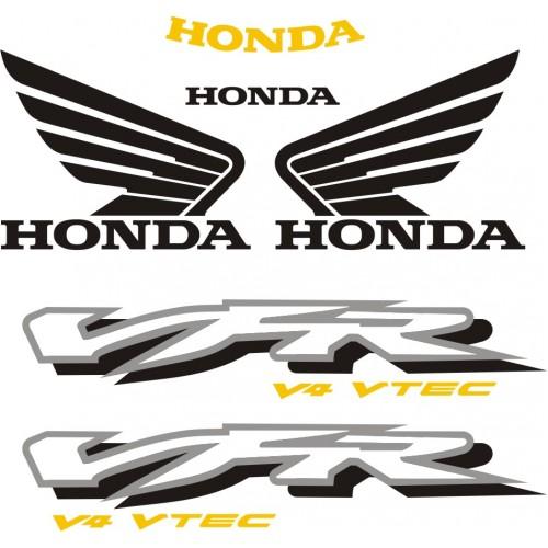 Стикери за HONDA VFR 800 V-tec 02-2005 г. модел 22244
