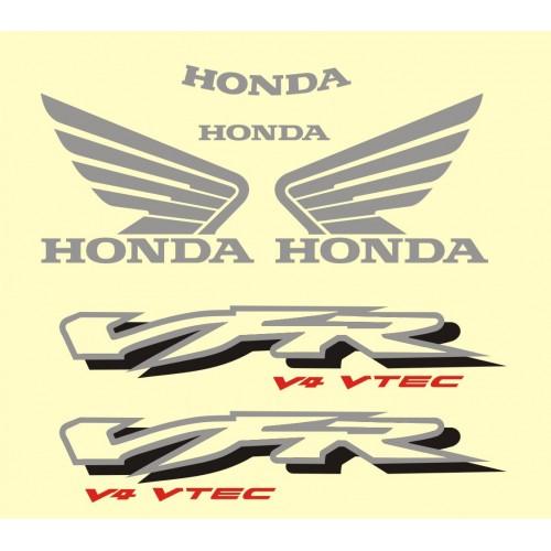Стикери за HONDA VFR 800 V-tec 02-2005 г. модел 22245