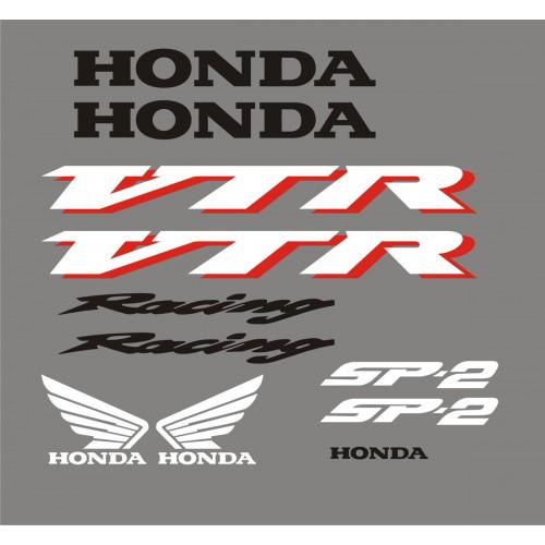 Стикери за HONDA VTR 1000 sp-2 модел 22269