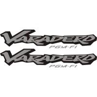 Стикери за HONDA XL Varadero 03-2004 модел 22311