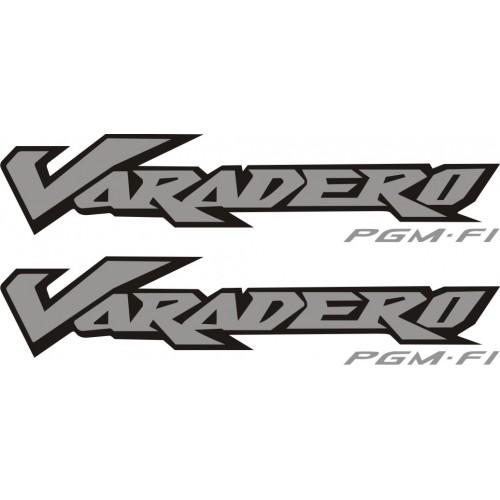 Стикери за HONDA XL Varadero 07-2009 модел 22312