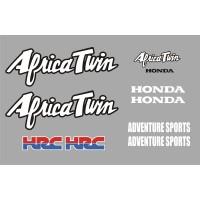 Стикери за HONDA XRV 650 Afrika Twin модел 22345