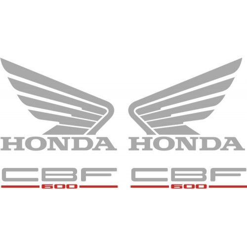 Стикери за HONDA CBF 600 F 2004г. модел 22390