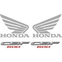 Стикери за HONDA CBF 600 F 2008г. модел 22392