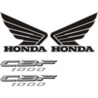 Стикери за HONDA CBF 1000 2006 г. модел 22395