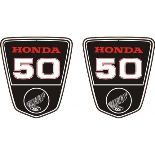 Стикер за HONDA DAX ST-50 комплект модел 22413