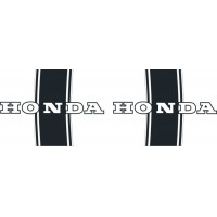 Стикер за HONDA ST DAX  комплект  за резервоара модел 22417