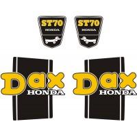 Стикер за HONDA ST-DAX комплект модел 22420
