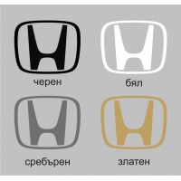 Стикер HONDA емблема H за HR V модел 22630