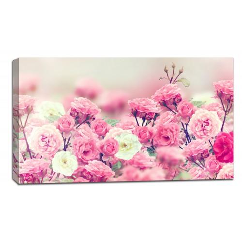 Картина от канава Модел 14043 рози