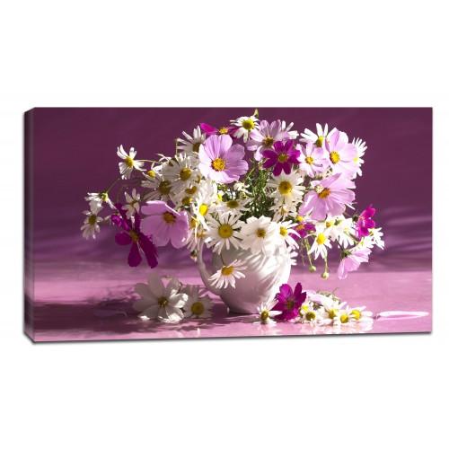 Картина от канава Модел 14076 цветя