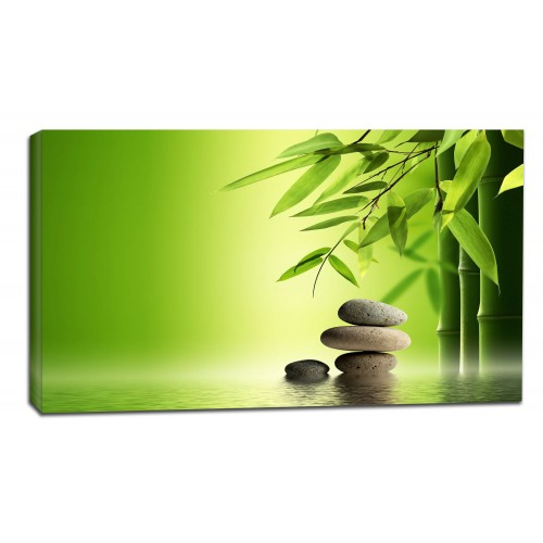 Картина от канава Модел 14077 бамбук