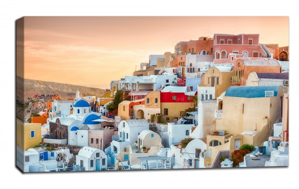 Картина от канава Модел 14030 град