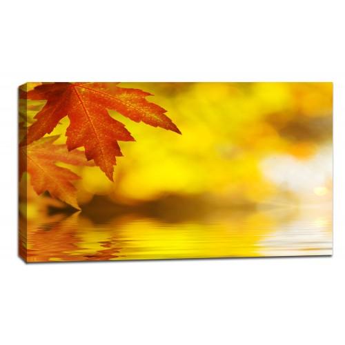 Картина от канава Модел 14032 есен