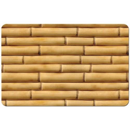 Подложки за хранене с бамбук за многократна употреба 19724