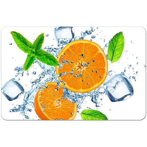 Подложки за хранене  многократна употреба модел 19804 с портокали