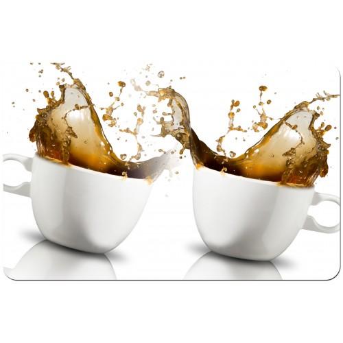 Подложки за хранене  многократна употреба модел 19837 чаша кафе