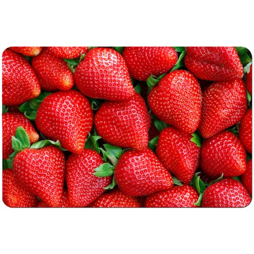 Подложки за хранене  многократна употреба модел 19839 ягоди