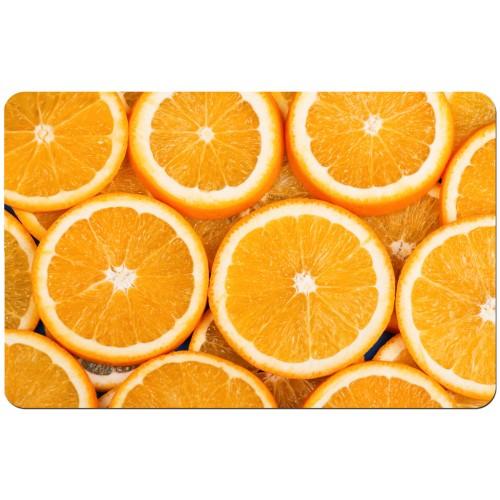 Подложки за хранене  многократна употреба модел 19841 портокали