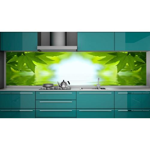 Принт стъкло за кухня модел 19230