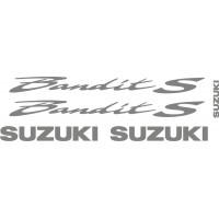Стикери за мотор SUZUKI GSF 600 S Bandit комплект надписи модел 26319