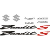 Стикери за мотор SUZUKI GSF 650 S Bandit комплект надписи модел 26321