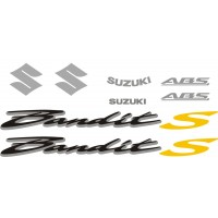 Стикери за мотор SUZUKI GSF 650 S Bandit комплект надписи модел 26322