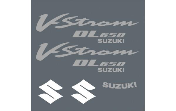 Стикери за SUZUKI DL 650 V-Strom 2004 модел 26350