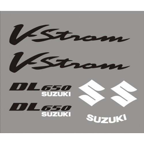 Стикери за SUZUKI DL 650 V-Strom 2004 модел 26351