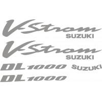 Стикери за SUZUKI DL 1000 V-Strom 2002 модел 26362