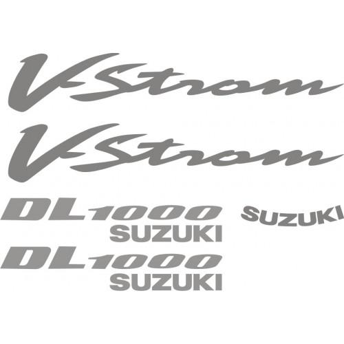 Стикери за SUZUKI DL 1000 V-Strom 2006 модел 26365