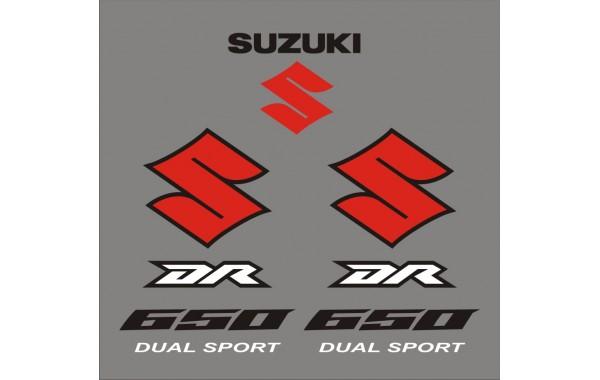 Стикери за SUZUKI DR 650  модел 26399