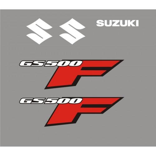 Стикери за SUZUKI GS 500 F  модел 26430