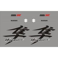 Стикери за SUZUKI GSX 1300 R 2008 модел 26495