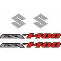 Стикери за SUZUKI GSX 1400 2005  модел 26499
